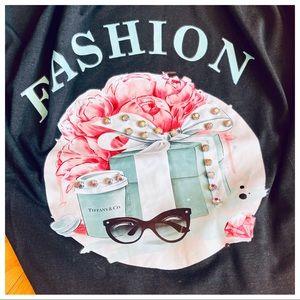 Fabulous Fashion Graphic Tee